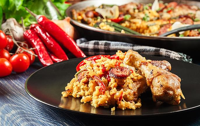 Beef and Spices Sausages - Show Boat Brand