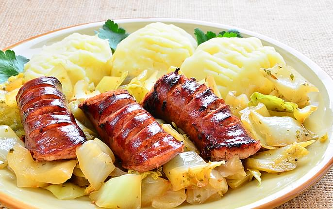 California's Favorite Sausages - Show Boat Brand